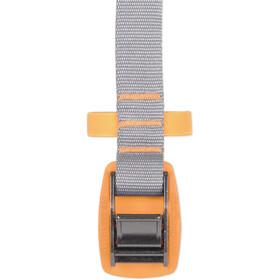 Sea to Summit Bomber Loop Lock Lashing Strap 3,0m orange/grey